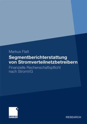 Segmentberichterstattung Von Stromverteilnetzbetreibern   2011 9783834926050 Front Cover
