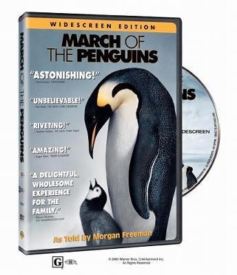 March of the Penguins (Widescreen Edition) System.Collections.Generic.List`1[System.String] artwork