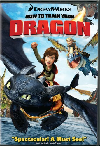 How to Train Your Dragon System.Collections.Generic.List`1[System.String] artwork
