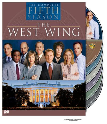 The West Wing: Season 5 System.Collections.Generic.List`1[System.String] artwork