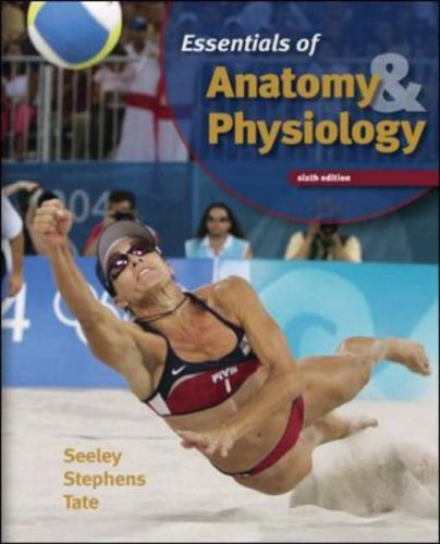Essentials of Anatomy and Physiology  6th 2007 (Revised) edition cover