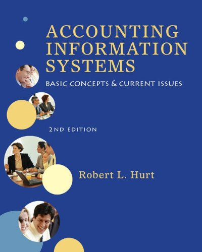 Accounting Information Systems  2nd 2010 edition cover
