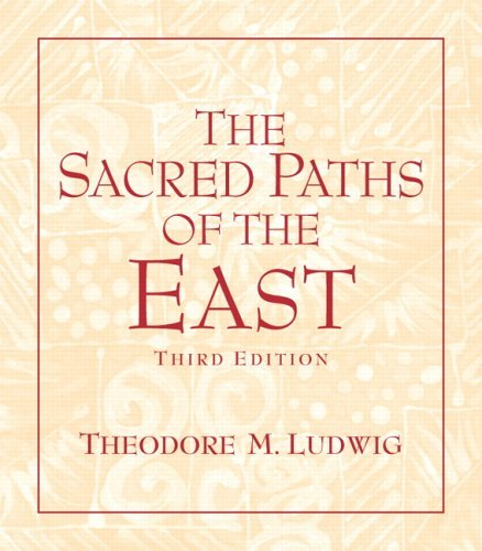 Sacred Paths of the East  3rd 2006 (Revised) edition cover