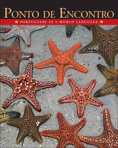 Ponto de Encontro Portuguese as a World Language  2008 edition cover