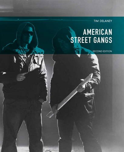 American Street Gangs  2nd 2014 edition cover