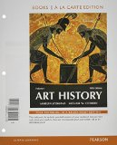 Art History Volume 1, Books a la Carte Edition Plus REVEL for Art History -- Access Card Package  5th 2014 edition cover