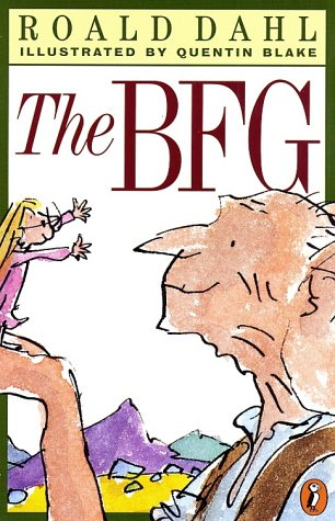 BFG   1982 edition cover