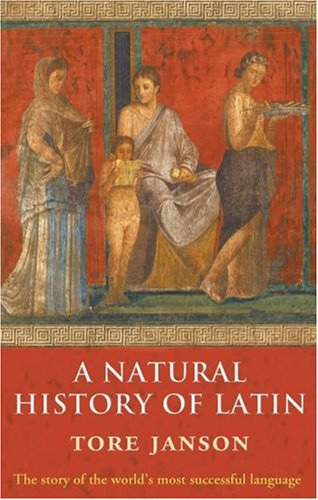 Natural History of Latin   2007 edition cover
