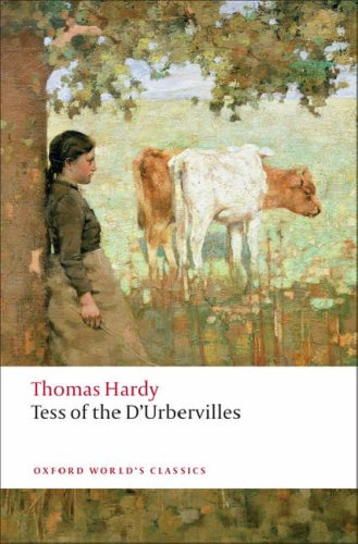 Tess of the D'Urbervilles  2nd 2008 edition cover