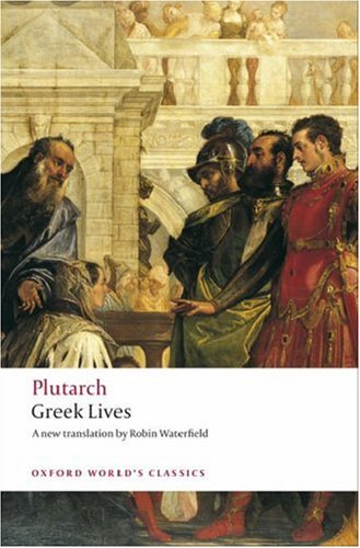 Greek Lives   2008 edition cover