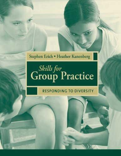Skills for Group Practice Responding to Diversity  2011 edition cover