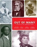 Out of Many:  8th 2015 edition cover