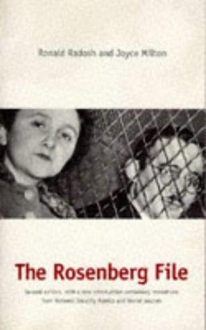 Rosenberg File  2nd 1997 (Revised) edition cover