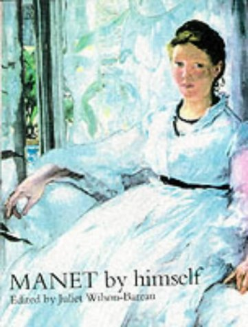 Manet by Himself:   2000 edition cover