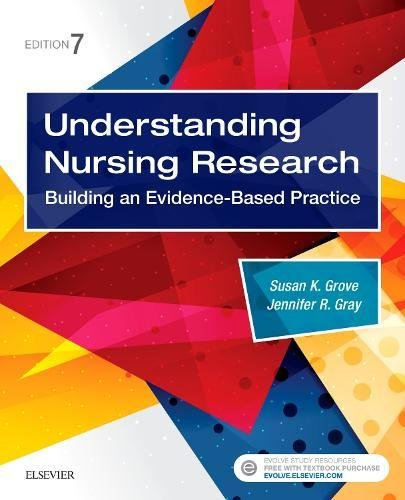 Cover art for Understanding Nursing Research Building an Evidence-Based Practice, 7th Edition