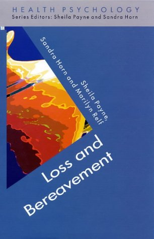 Loss and Bereavement   1999 9780335201051 Front Cover