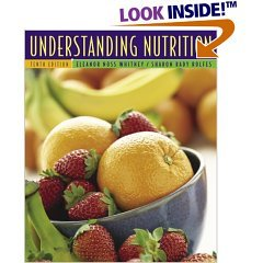 UNDERSTANDING NUTRITION-W/CD+G 10th 2005 9780495138051 Front Cover