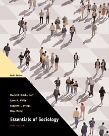 Essentials of Sociology  5th 2002 9780534556051 Front Cover