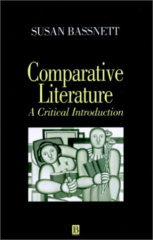Comparative Literature A Critical Introduction  1993 edition cover