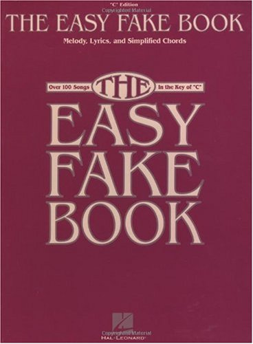 Easy Fake Book  N/A edition cover