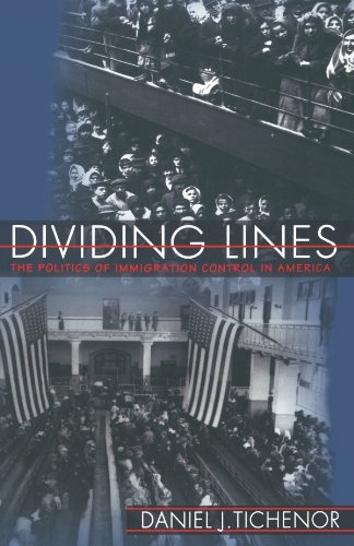 Dividing Lines The Politics of Immigration Control in America  2002 edition cover