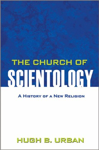 Church of Scientology A History of a New Religion  2013 edition cover