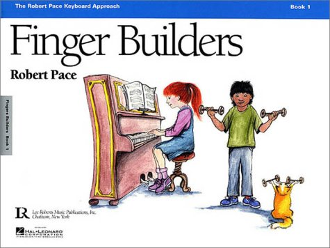 Finger Builders  N/A edition cover