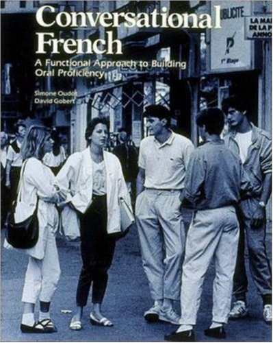 Conversational French   1988 edition cover