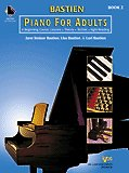 PIANO FOR ADULTS,BOOK 2-W/2 CD 1st edition cover
