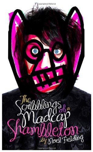 Scribblings of a Madcap Shambleton   2011 edition cover