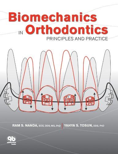 Biomechanics in Orthodontics Principles and Practice  2010 edition cover