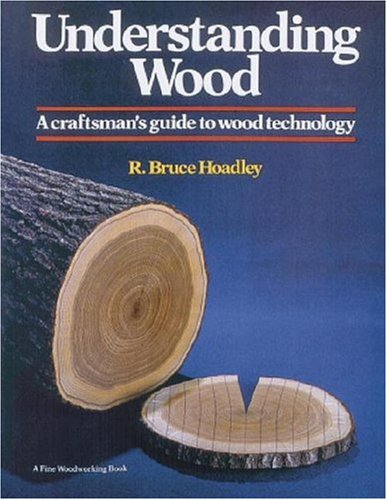 Understanding Wood A Craftsman's Guide to Wood Technology  1980 edition cover