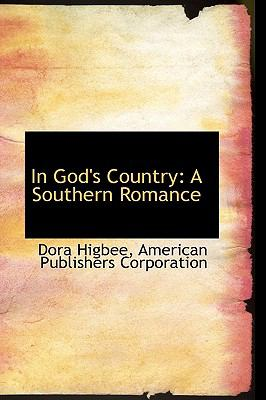 In God's Country: A Southern Romance  2009 edition cover