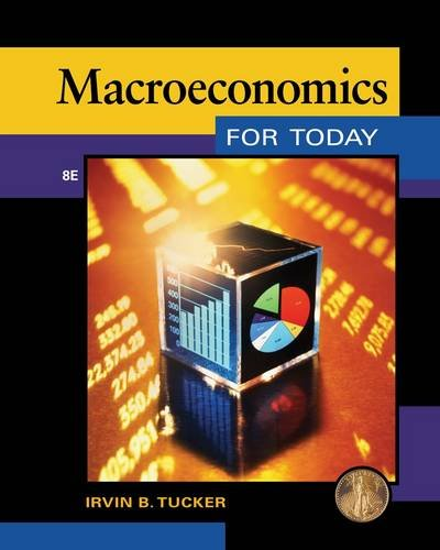 Macroeconomics for Today  8th 2014 edition cover