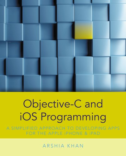 Objective-C and IOS Programming A Simplified Approach  2015 edition cover