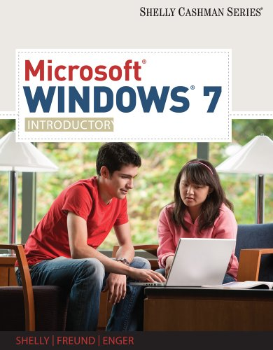 Microsoft� Windows� 7 Introductory  2011 edition cover