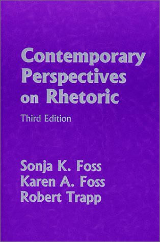 Contemporary Perspectives on Rhetoric  3rd 2002 edition cover