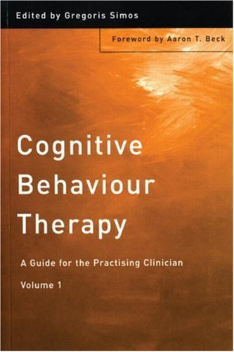 Cognitive Behaviour Therapy A Guide for the Practicing Clinician  2002 edition cover