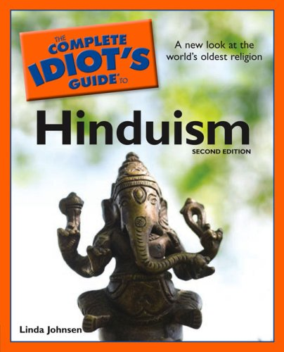 Complete Idiot's Guide to Hinduism  2nd edition cover