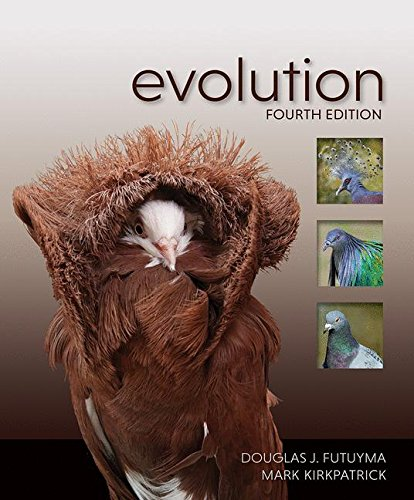 Evolution  4th 2017 9781605356051 Front Cover