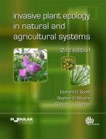 Invasive Plant Ecology in Natural and Agricultural Systems  2nd 2011 edition cover