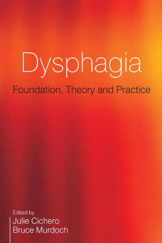 Dysphagia Foundation, Theory and Practice  2006 edition cover