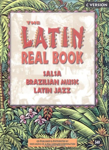 Latin Real Book C Edition  1997 edition cover