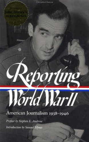 Reporting World War 2   2001 edition cover