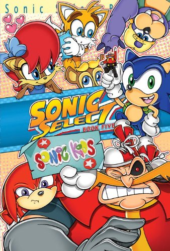 Sonic Select   2008 9781936975051 Front Cover