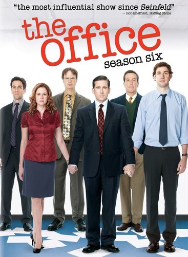 The Office: Season 6 System.Collections.Generic.List`1[System.String] artwork