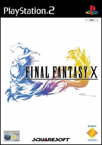 Final Fantasy X (PS2) PlayStation2 artwork