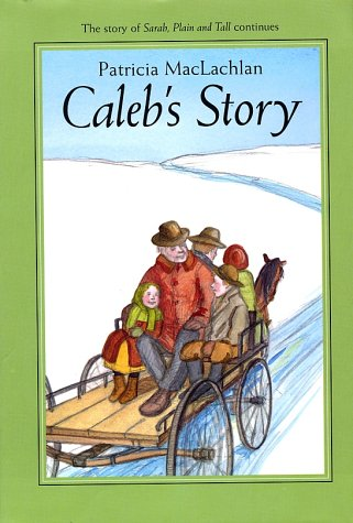 Calebs Story   2001 9780060236052 Front Cover