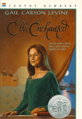 Ella Enchanted   1997 edition cover
