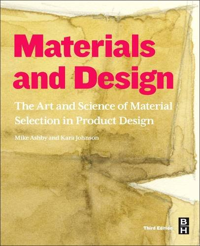 Materials and Design: The Art and Science of Material Selection in Product Design  2014 edition cover